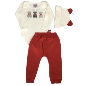 loja baby conjunto inverno moletom calc a frio bebe menino menina 1 2 3 p m g 20210226 133231