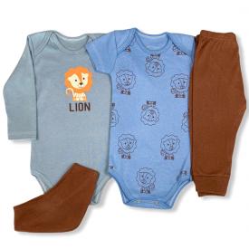 conjunto body bebe infantil calca loja baby 20210422 150812