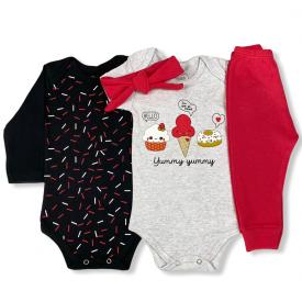 conjunto body bebe infantil calca loja baby 20210422 150756