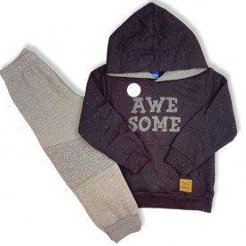 conjunto moletom menino menina inverno frio capuz calca 20210513 141119