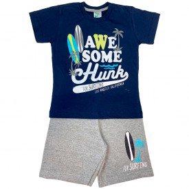 Conjunto bermuda camiseta short menino menina verao manga curta pmg 123_20210710_173440