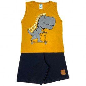 Conjunto bermuda camiseta short menino menina verao manga curta pmg 123_20210710_173156