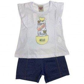 conjunto bermuda camiseta short menino menina verao manga curta pmg 123 20210710 174758