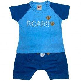 conjunto bermuda camiseta short menino menina verao manga curta pmg 123 20210710 175138