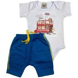 conjunto bermuda camiseta short menino menina verao manga curta pmg 123 20210710 175120