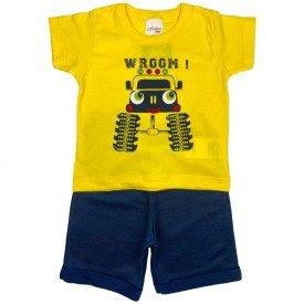 conjunto bermuda camiseta short menino menina verao manga curta pmg 123 20210710 175305