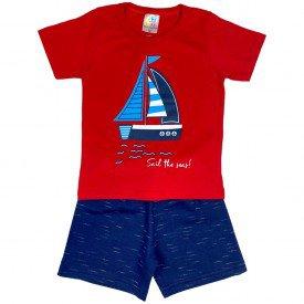 conjunto bermuda camiseta short menino menina verao manga curta pmg 123 20210710 173619