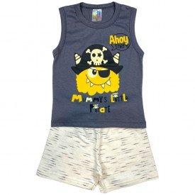 conjunto bermuda camiseta short menino menina verao manga curta pmg 123 20210710 173931