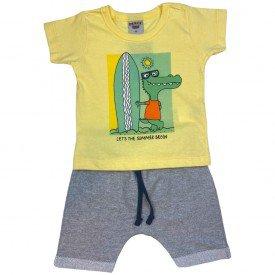 conjunto bermuda camiseta short menino menina verao manga curta pmg 123 20210715 093231
