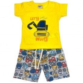 conjunto bermuda camiseta short menino menina verao manga curta pmg 123 20210715 093301