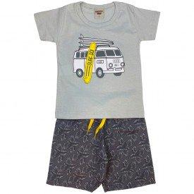conjunto bermuda camiseta short menino menina verao manga curta pmg 123 20210715 093355