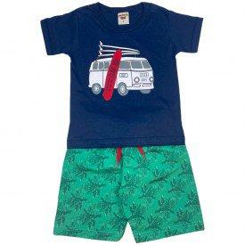 conjunto bermuda camiseta short menino menina verao manga curta pmg 123 20210715 093408
