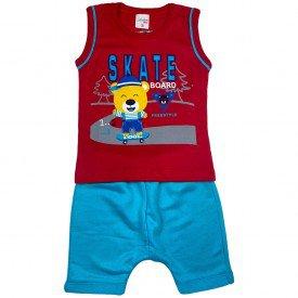 conjunto bermuda camiseta short menino menina verao manga curta pmg 123 20210715 093550