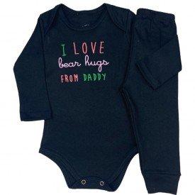 conjunto body bebe manga curta e short bermuda verao menino menina 20210716 115103