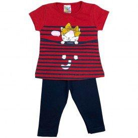 conjunto bermuda camiseta short menino menina verao manga curta pmg 123 20210715 190315