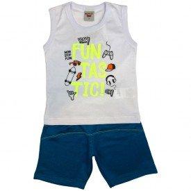 conjunto bermuda camiseta short menino menina verao manga curta pmg 123 20210715 190645