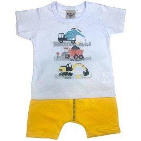 conjunto bermuda camiseta short menino menina verao manga curta pmg 123 20210716 080928