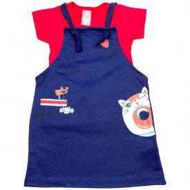 conjunto bermuda camiseta short menino menina verao manga curta pmg 123 20210722 065913