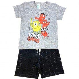 conjunto bermuda camiseta short menino menina verao manga curta pmg 123 20210722 070246