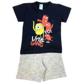 conjunto bermuda camiseta short menino menina verao manga curta pmg 123 20210722 070304