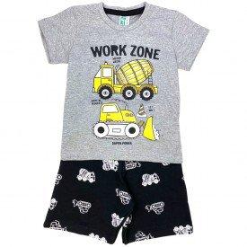 conjunto bermuda camiseta short menino menina verao manga curta pmg 123 20210722 070323