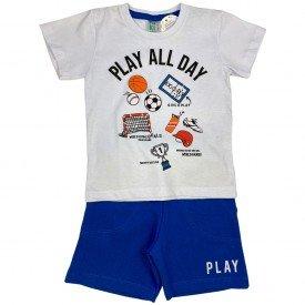 conjunto bermuda camiseta short menino menina verao manga curta pmg 123 20210722 070358