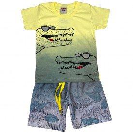 conjunto bermuda camiseta short menino menina verao manga curta pmg 123 20210719 143211