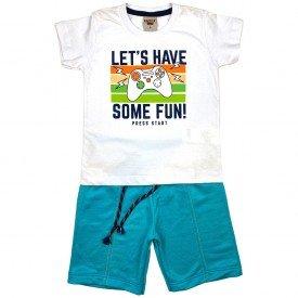 conjunto bermuda camiseta short menino menina verao manga curta pmg 123 20210719 143402