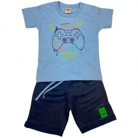 conjunto bermuda camiseta short menino menina verao manga curta pmg 123 20210719 143333