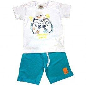 conjunto bermuda camiseta short menino menina verao manga curta pmg 123 20210719 143427