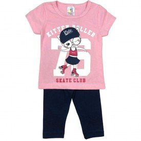 conjunto bermuda camiseta short menino menina verao manga curta pmg 123 20210723 212611