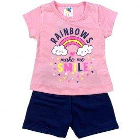 conjunto bermuda camiseta short menino menina verao manga curta pmg 123 20210723 213225