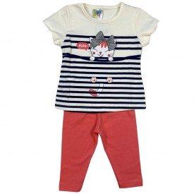 conjunto bermuda camiseta short menino menina verao manga curta pmg 123 20210723 213305