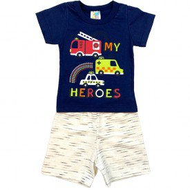 conjunto bermuda camiseta short menino menina verao manga curta pmg 123 20210723 213622