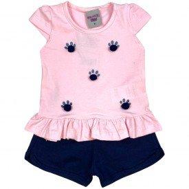 conjunto bermuda camiseta short menino menina verao manga curta pmg 123 20210729 103124