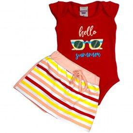 conjunto bermuda camiseta short menino menina verao manga curta pmg 123 20210729 103138