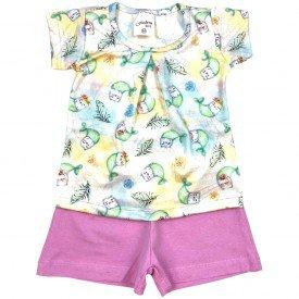 conjunto bermuda camiseta short menino menina verao manga curta pmg 123 20210729 121749