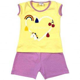 conjunto bermuda camiseta short menino menina verao manga curta pmg 123 20210729 121855