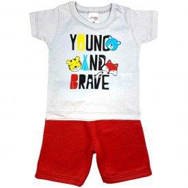 conjunto bermuda camiseta short menino menina verao manga curta pmg 123 20210729 122112