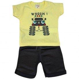 conjunto bermuda camiseta short menino menina verao manga curta pmg 123 20210730 092218