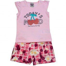 conjunto bermuda camiseta short menino menina verao manga curta pmg 123 20210803 154905
