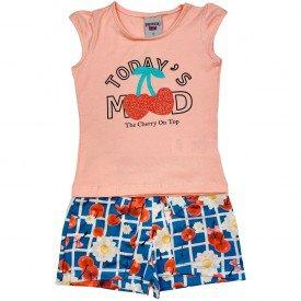conjunto bermuda camiseta short menino menina verao manga curta pmg 123 20210803 154907