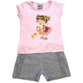 conjunto bermuda camiseta short menino menina verao manga curta pmg 123 20210803 154742