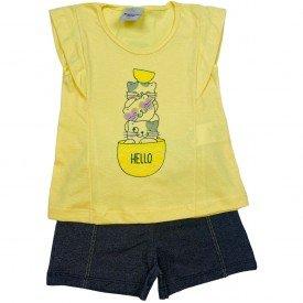 conjunto bermuda camiseta short menino menina verao manga curta pmg 123 20210803 154840