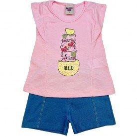 conjunto bermuda camiseta short menino menina verao manga curta pmg 123 20210803 154844
