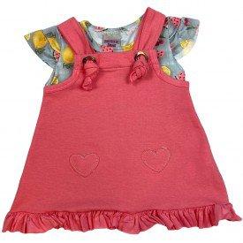 conjunto bermuda camiseta short menino menina verao manga curta pmg 123 20210818 143050