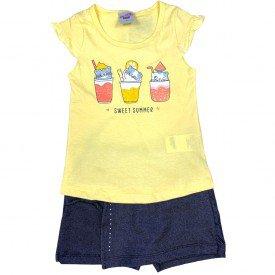 conjunto bermuda camiseta short menino menina verao manga curta pmg 123 20210818 142828