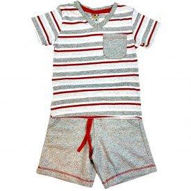 conjunto bermuda camiseta short menino menina verao manga curta pmg 123 20210818 143727