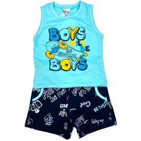 conjunto bermuda camiseta short menino menina verao manga curta pmg 123 20210818 143503