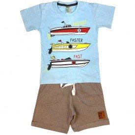 conjunto bermuda camiseta short menino menina verao manga curta pmg 123 20210818 142801